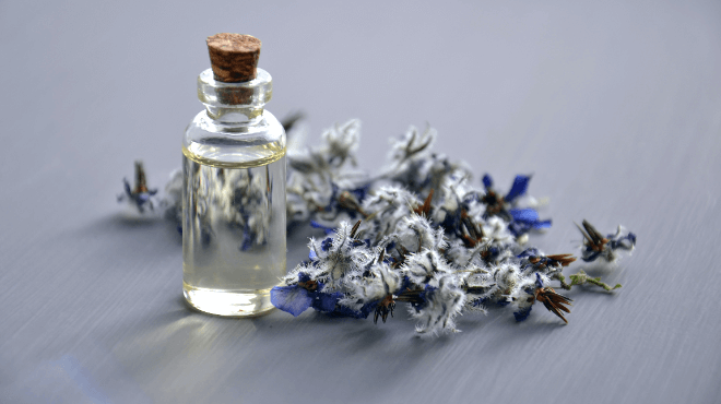 自然の香り