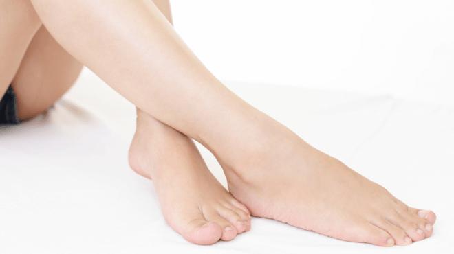 足裏の臭いの原因と徹底的に臭いケアする6つの方法